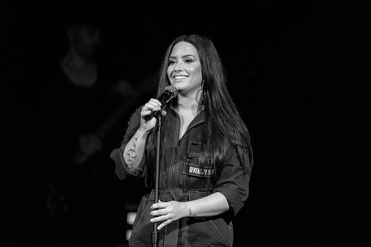 Demi Lovato's Home Was Targeted While The Singer Is In Rehab